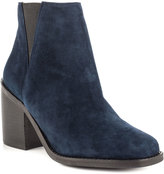 Shellys London Lovenia - Navy Suede