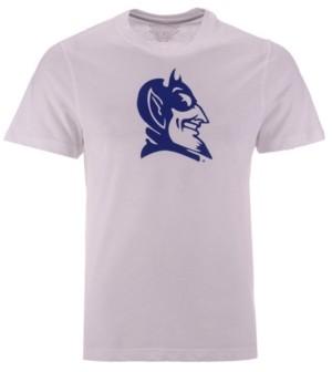 Colosseum Men's Duke Blue Devils Mascot Logo T-Shirt