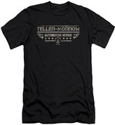 SOA Sons of Anarchy TV Show Teller Morrow Adult Slim T-Shirt Tee