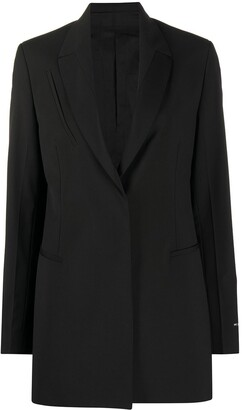 Alyx Slit Pocket Long-Sleeved Blazer
