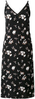 Golden Goose Deluxe Brand floral dress - women - Silk/Acetate - M