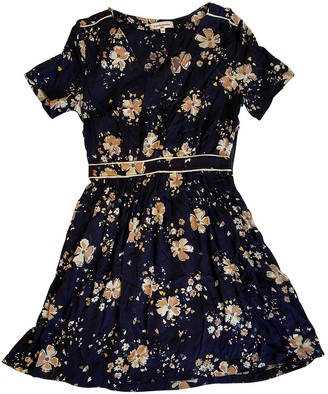 La Petite Francaise Navy Dress for Women