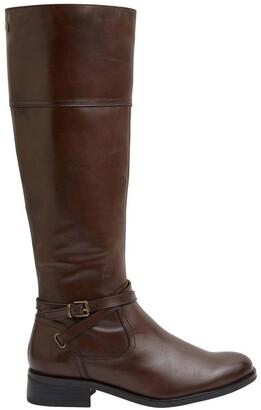 Jane Debster Ivana Brown Glove Boots