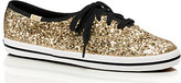 Kate Spade Keds for glitter sneakers