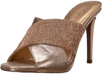 Kenneth Cole Reaction Women's Look Beyond 2 High Heel Sandal with Cross Band Upper Heeled