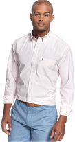 Tommy Hilfiger Men's Fitzgerald Striped Shirt