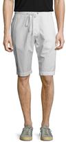 James Perse Contrast Surplus Shorts