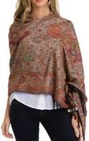 Violet Del Mar Vintage Cashmere Shawl