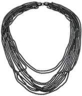 Oscar de la Renta Multi-Strand Faux-Pearl Necklace
