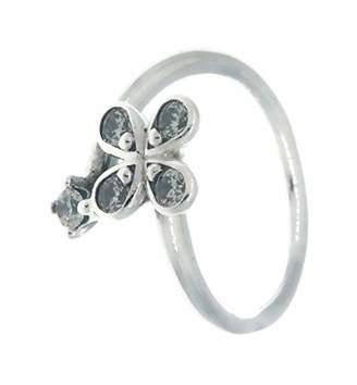Pandora Women Silver Eternity Ring 197988CZ-60