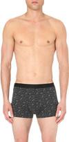 Derek Rose Ditsy 2 star-print jersey boxers