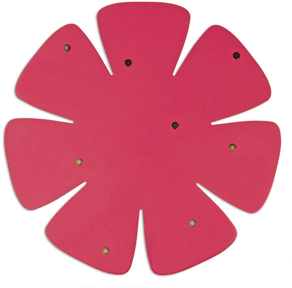 Container Store Poppy Magnetic Board Pink