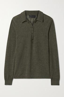 Nili Lotan Cashmere Sweater - Green