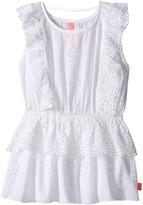 Seafolly Prairie Girl Dress Cover-Up (Toddler/Little Kids)