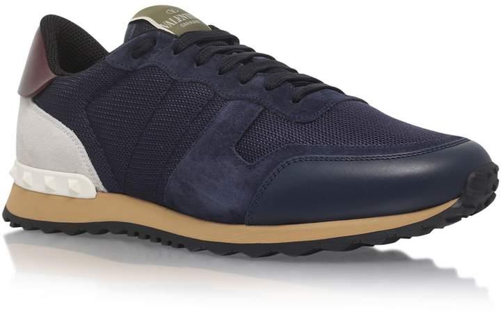 Valentino Garavani Mesh Combo Sneakers