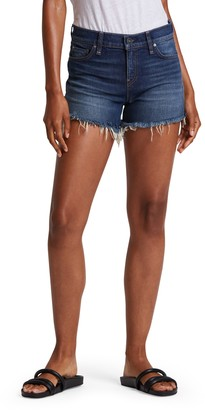 Hudson Gemma High Waist Cutoff Denim Shorts