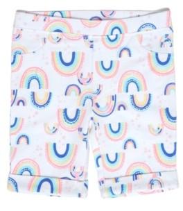 Epic Threads Toddler Girls Rainbow Land Bermuda Short