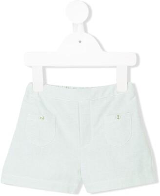 Siola Striped Shorts