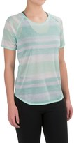 Brooks Ghost Running Shirt - Short Sleeve (For Women)