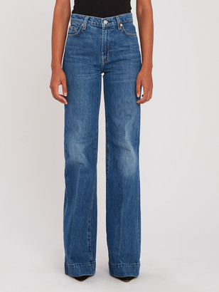 7 For All Mankind Modern Dojo High Rise Bootcut Jeans