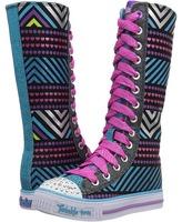 Skechers Twinkle Toes - Shuffles 10700L Lights (Little Kid/Big Kid)