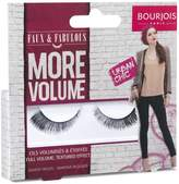 Bourjois Faux & Fabulous Urban Chic More Volume Eyelashes Adhesive Included