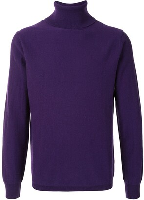 Aspesi Roll Neck Cashmere Jumper
