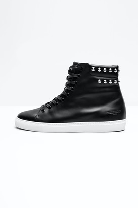 Zadig & Voltaire Frank Men Spike Sneakers