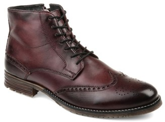 Thomas & Vine Ryker Wingtip Boot