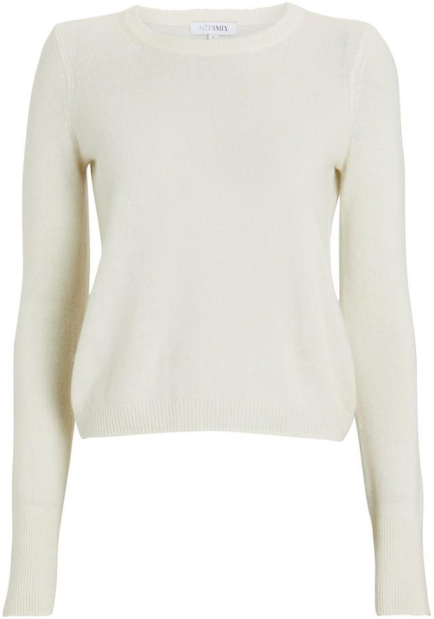 Valencia Cashmere Crewneck Sweater