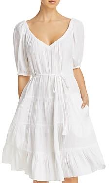 Rebecca Taylor La Vie Double-Gauze Dress