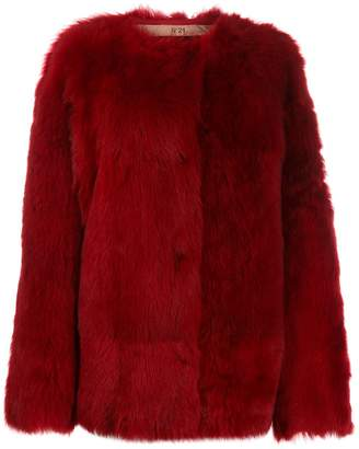 No.21 fur jacket