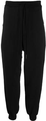Andrea Ya'aqov Drawstring Track Trousers
