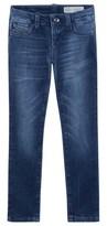 Diesel Dark Wash Slim Skinny Jog Jeans