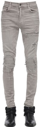 Amiri 15cm Mx1 Cotton Denim Jeans