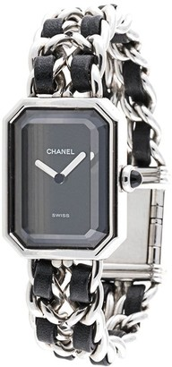 Chanel Pre Owned Premiere S wristwatch