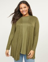 Lane Bryant Softest Touch Overpiece