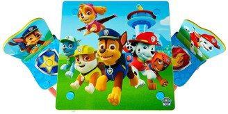 Paw Patrol Table and 2 Chairs Set by HelloHome