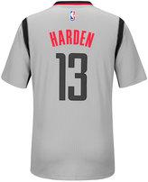 adidas Men's James Harden Houston Rockets New Swingman Jersey
