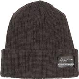Yohji Yamamoto Ribbed-knit beanie hat