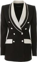 Dolce & Gabbana Bicolor Tuxedo Jacket