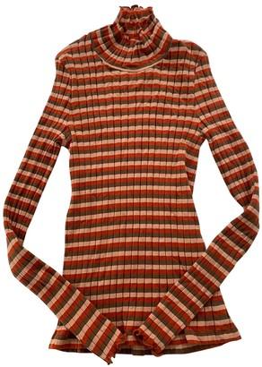Madewell Ecru Cotton Top for Women