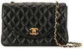 Chanel Pre Owned 1990s quilted chain shoulder bag