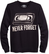 American Rag Men's Never Forget VHS Sweatshirt, Only at Macy's