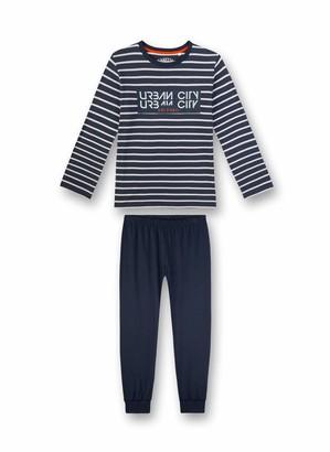 Sanetta Boy's Lang Pyjama Bottoms