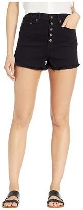 BB Dakota Down to Business Shorts (Black) Women's Shorts