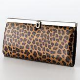 Apt. 9® bar harbor leopard clutch
