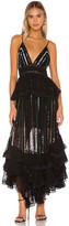 Rococo Sand Prism Maxi Dress