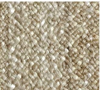 Pottery Barn Fibreworks®; Custom Braided Jute Rug - Mocha