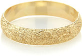 Carolina Bucci Gold Sparkly Mirador Band Ring